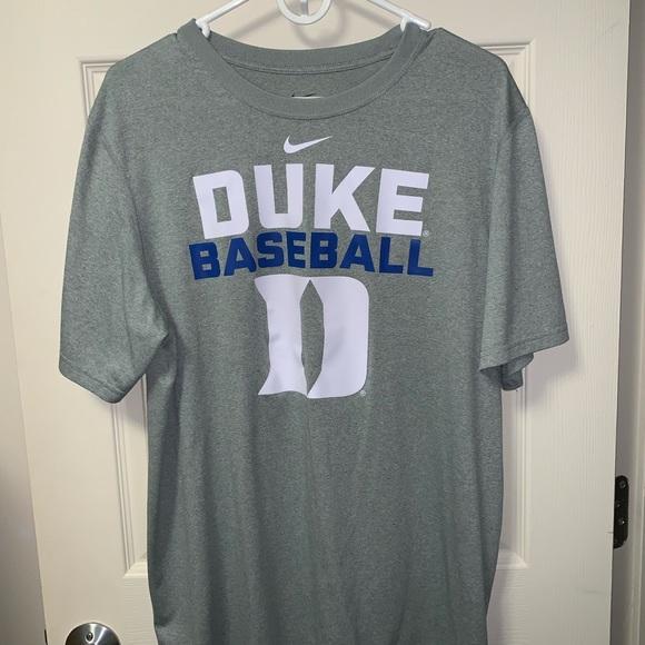 new product bbbf8 d14e5 Nike Duke Baseball Performance T-Shirt